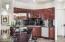 Fully custom Stuido Becker Kitchen with Wolf, Miele and Subzero Appliances.