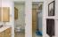 True separate shower and toilet room in Jack-N-Jill