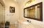 En-suite bath for bedroom 2.