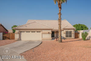 6026 W PONTIAC Drive, Glendale, AZ 85308
