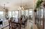 Formal Dining Room w/views