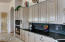 Ample cabinetry in kitchen