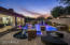 Outdoor entertainment center, covered patio and so much more.