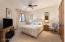 comfy guest bedroom