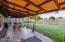 Large, plush grass yard