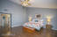 Huge Master Suite with walk in closet and updated bathroom