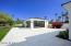 Casita could be show garage, office, gym or could be built out for guests.