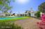 Beautiful large yard with North/South exposure