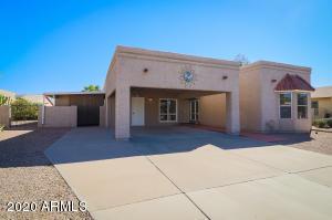 25437 S SEDONA Drive, Sun Lakes, AZ 85248