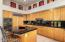 Contemporary flat cabinetry