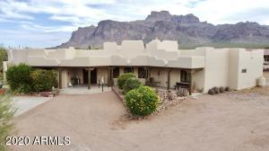 257 S HAPPY TRAIL Road, Apache Junction, AZ 85119