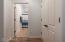 Hallway to Guest Room