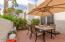 Patio Dining Space