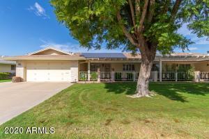 9814 W OAK RIDGE Drive, Sun City, AZ 85351