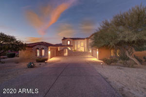 9776 E LOFTY POINT Road, Scottsdale, AZ 85262