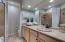 Bathroom with plenty of counterspace
