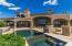 Spa, pool and home
