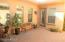 Interior Courtyard Area Wonderful Home Office