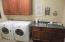 Maytag Washer/Dryer Leading into separate two car garage