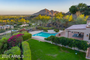 7331 N CLEARWATER Parkway, Paradise Valley, AZ 85253
