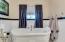 Master bathroom jetted tub