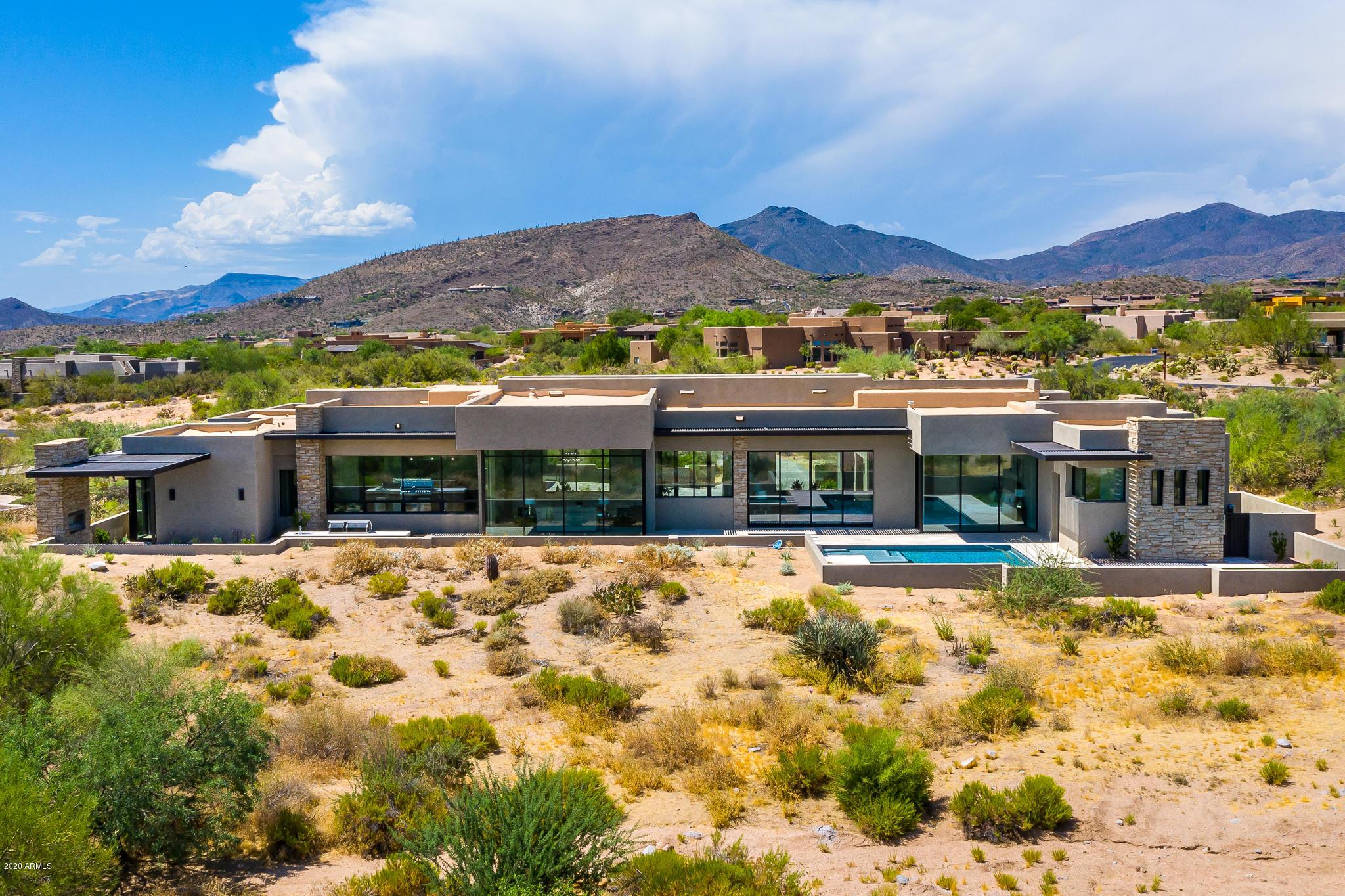 9945 SUNDANCE Trail, Scottsdale, Arizona 85262, 5 Bedrooms Bedrooms, ,6 BathroomsBathrooms,Residential,For Sale,SUNDANCE,6159080