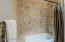 Travertine Surround Shower