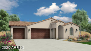RESIDENCE TWO 2318 SQ FT SPANISH ELEVATION