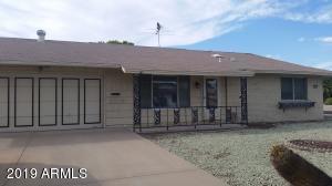 9602 W WRANGLER Drive, Sun City, AZ 85373