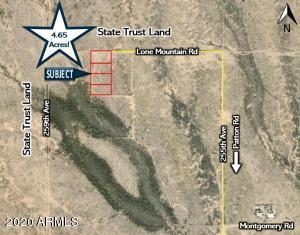 257XX W Lone Mountain Road, -, Wittmann, AZ 85361