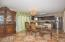 large family room/dining room
