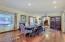Originally the formal living room.
