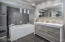 new wall and floor tile, vanity, sink, faucets 2020