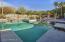 With award winning pool. Perimeter and site walls repainted (grey) 2020