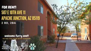 507 E 10TH Avenue, 11, Apache Junction, AZ 85119