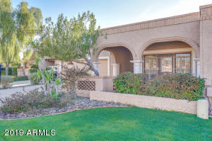 Spacious single level patio home in desirable Santa Fe II community.