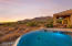 Swim in your negative edge pool taking in the privacy and views