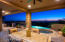 Expansive covered patios with spectacular views