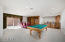 Massive Game Room with Kitchenette and large Storeroom