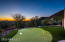 Enjoy gorgeous sunsets as you practice chipping & putting