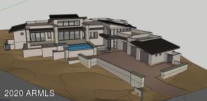 Stunning Contemporary Golf Home *Artistic Rendering