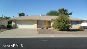 14808 N LAKEFOREST Drive, Sun City, AZ 85351