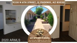 9230 N 6TH Street, 5, Phoenix, AZ 85020