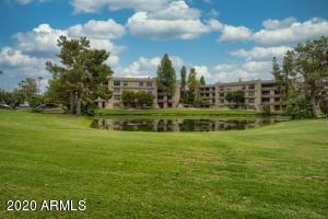 Biltmore Terrace Penthouse 545 at Arizona Biltmore Estates 5124 North 31st Place Phoenix Arizona 85016