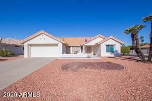 14702 W HERITAGE Drive, Sun City West, AZ 85375