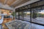 Large covered patio extends your living area.