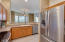 Kitchen, includes stainless steel appliances!
