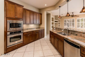Upgraded Kitchen with Gas Range