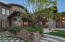 Courtyard is beautifully landscaped and inviting.