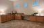 Upstairs bonus / office space